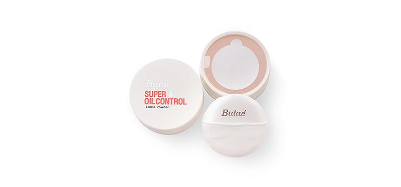 Butae Super Oil Control Loose Powder 20g #02 Soft Beige