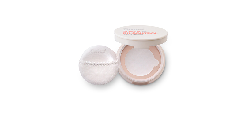 Butae Super Oil Control Loose Powder 7g #01 Pale Natural