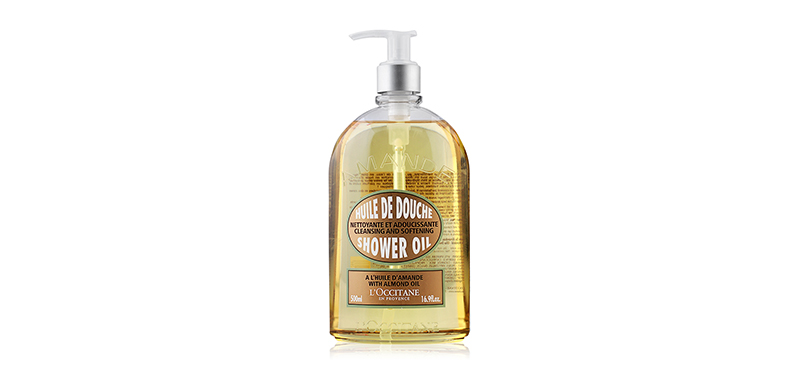 L'Occitane Cleansing And Softening Shower Oil With Almond Oil 500ml