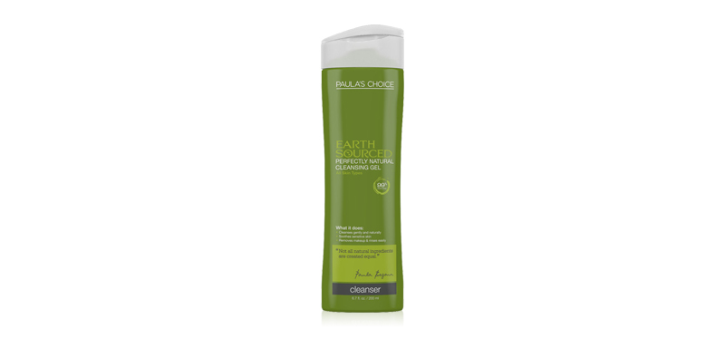 Paulas Choice Earth Sourced Perfectly Natural Cleansing Gel 200ml