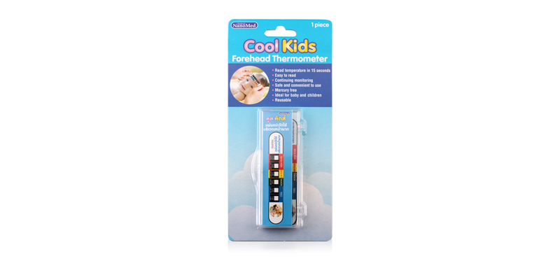 Nanomed Cool Kids Forehead Thermometer (1 piece)
