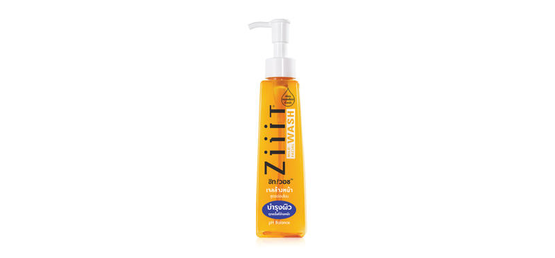 ZiiiT Wash Mild Facial Wash pH Balance 200ml