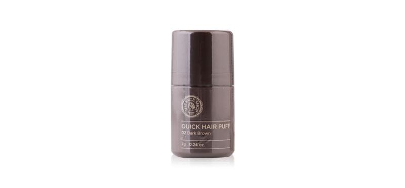 The Face Shop Quick Hair Puff 7g #02 Dark Brown