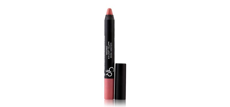 Golden Rose Matte Lipstick Crayon 3.5g #28