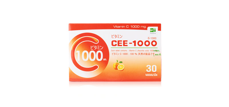 Haru CEE-1000mg 30Tablets