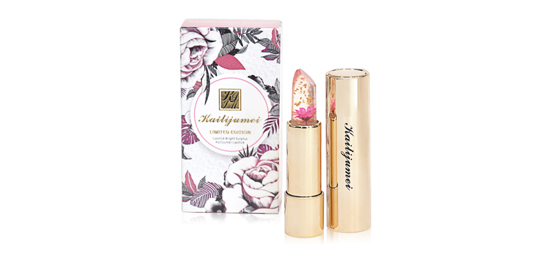 Kailijumei Lipstick Bright Surplus #Barbie Doll Powder (New Package)