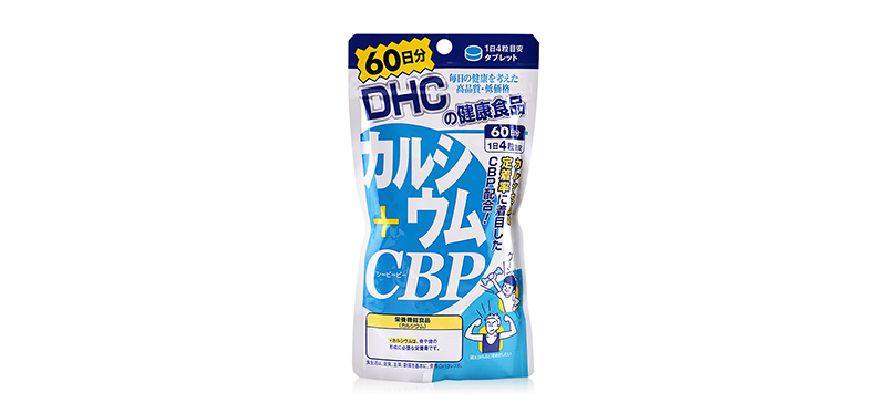 DHC-Supplement Calcium CBP 60 Days