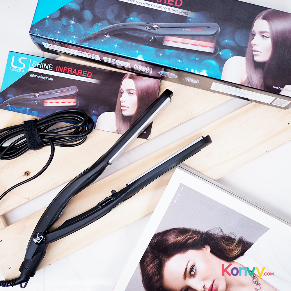 Le'sasha Shine Infrared Hair Straightener (LS1146)_1