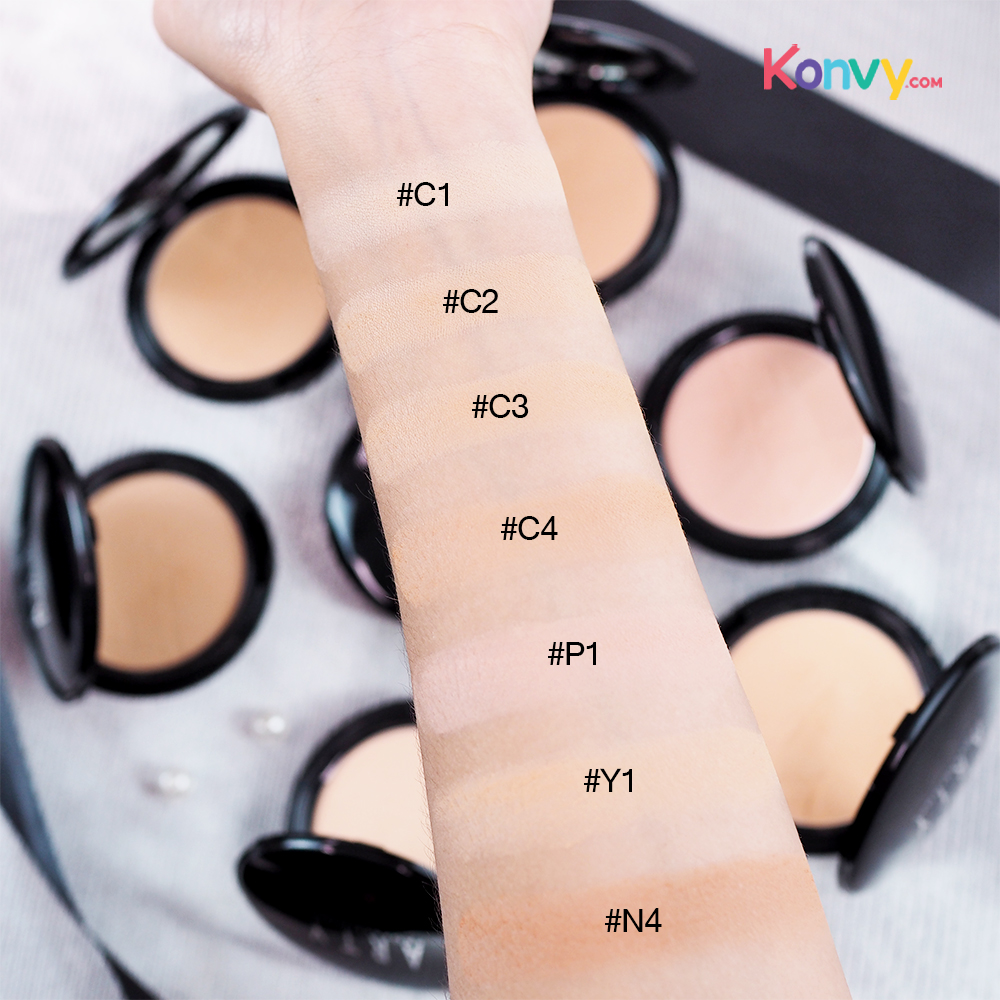 Arty Professional Perfect Powder Foundation SPF38/PA+++ #P1_2
