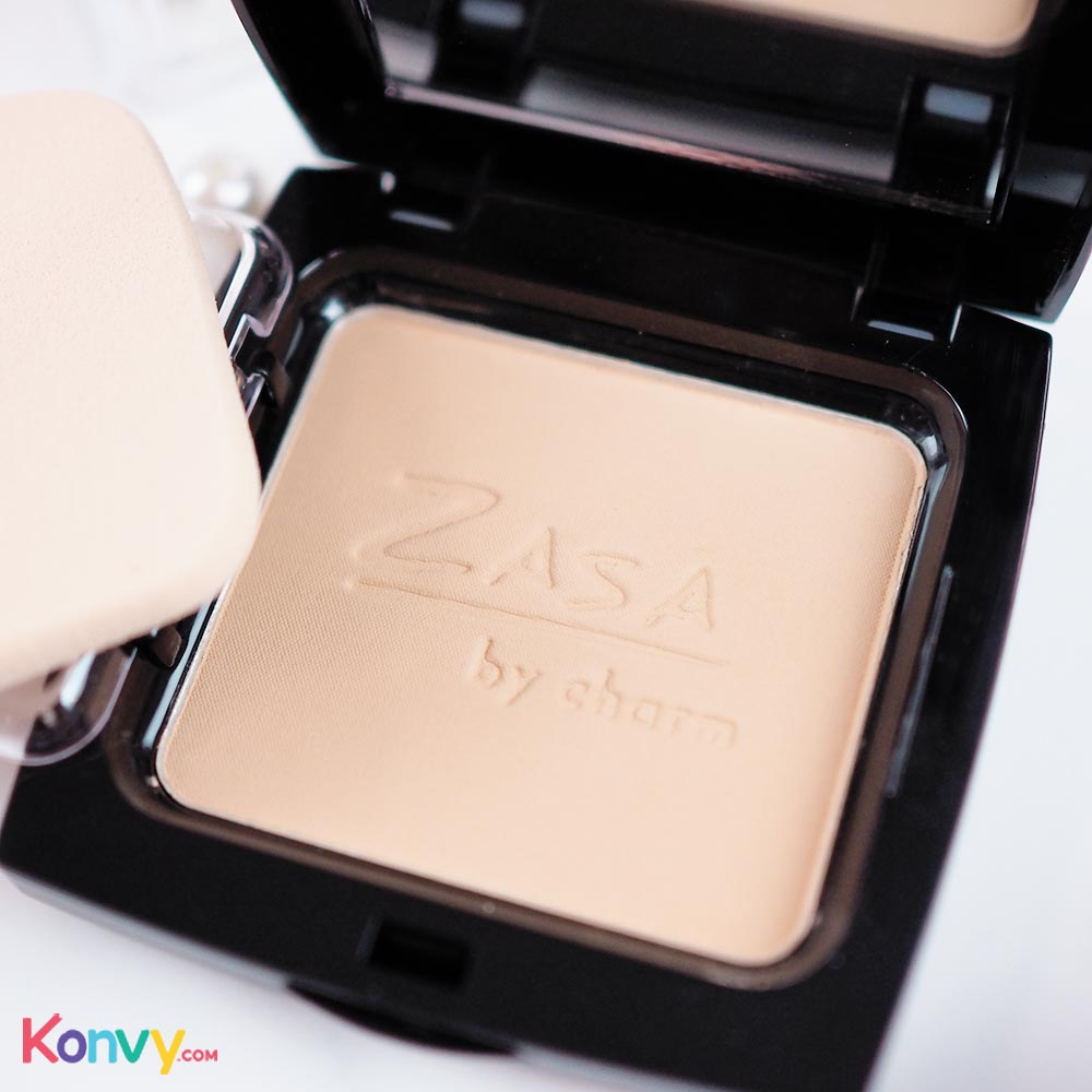 Zasabycharm Exoskin Precious Natural Powder SPF30/PA+++ #Z02_2
