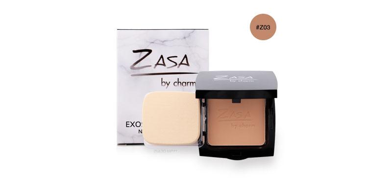 Zasabycharm Exoskin Precious Natural Powder SPF30/PA+++ #Z03