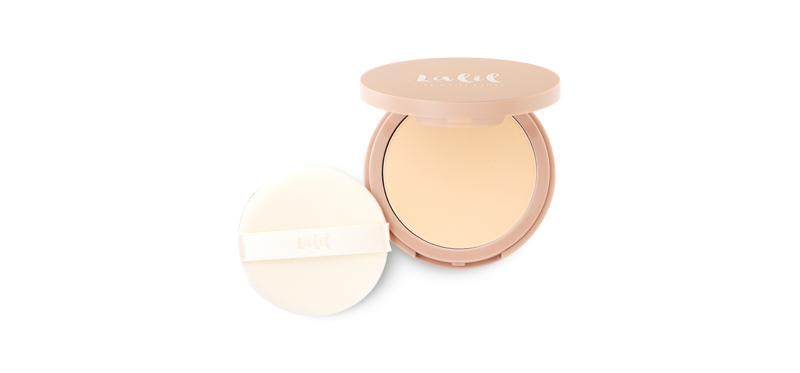 Lalil Talc-free Translucent Pressed Powder 10g [30028]