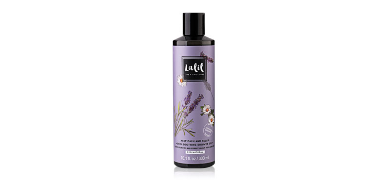 Lalil Keep Calm & Relax Skin Soothing Shower Gel 300ml [30009]