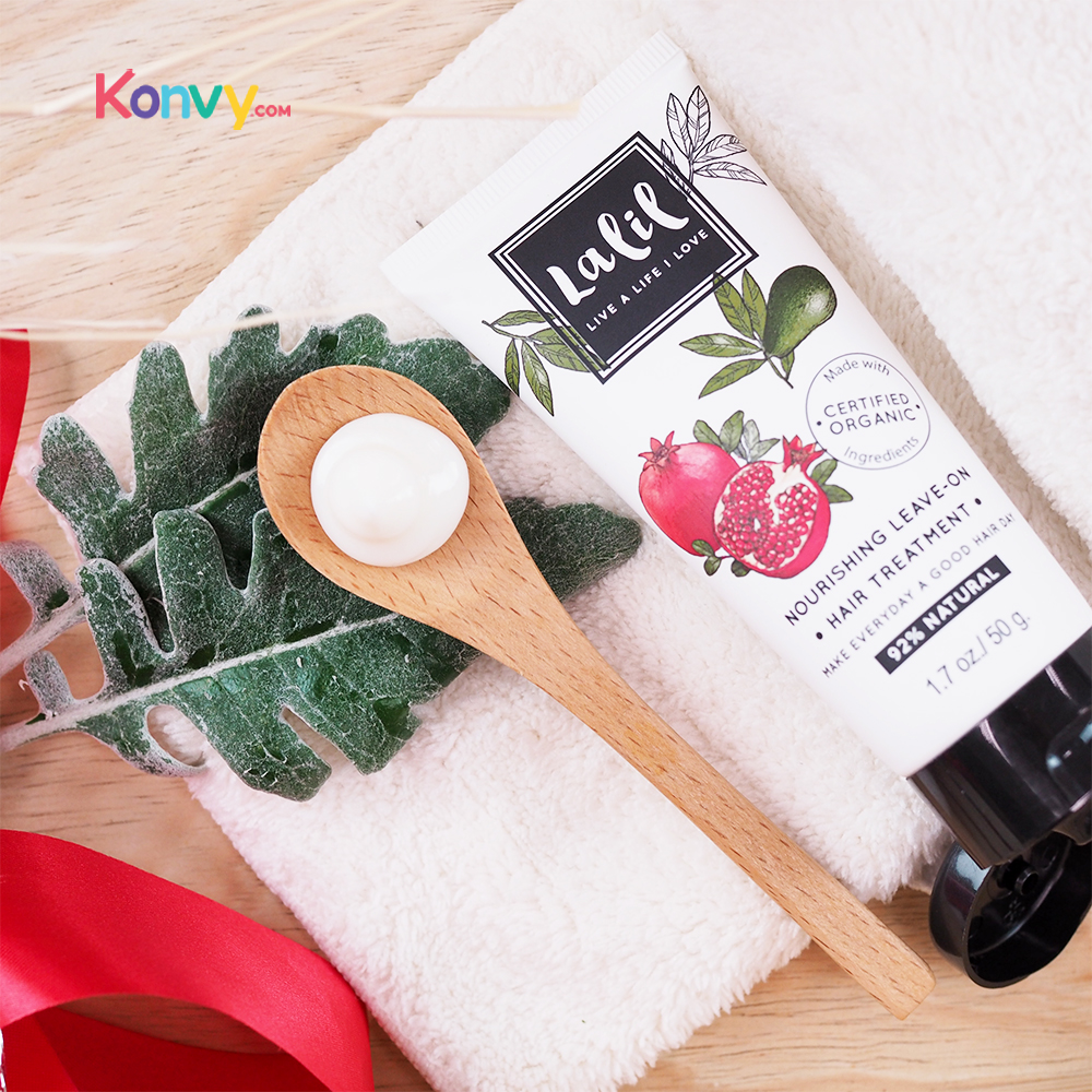 Lalil Nourishing Leave-On Hair Treatment (30007)