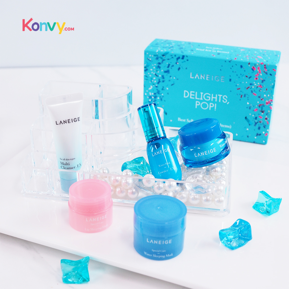 Laneige Best Sellers Trial Kit 5 Items