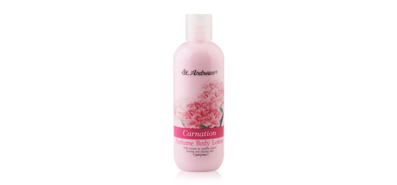 St.Andrews Floral Body Lotion Carnation 250ml