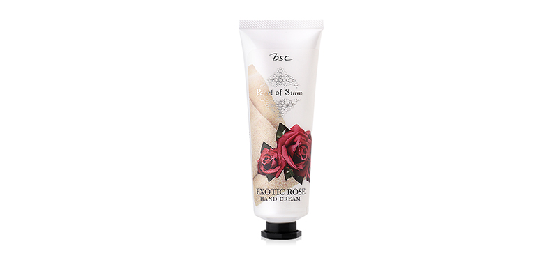 BSC Pearl Of Siam Exotic Rose Hand Cream 40g