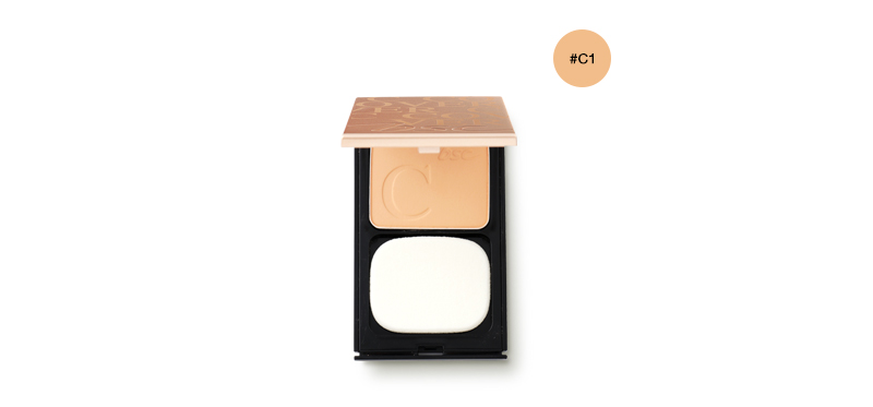 BSC C-Cover Light Powder SPF25 PA++ 10g #C1