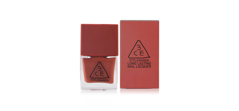 3CE Long Lasting Nail Lacquer #BR05