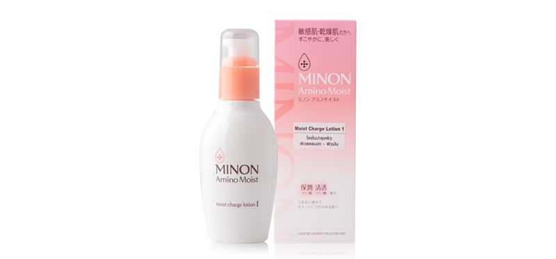 Minon Amino Moist Moist Charge Lotion I 150ml