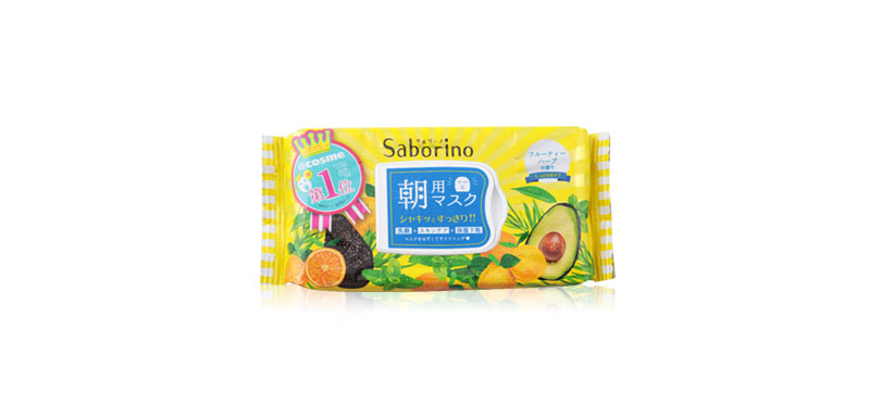 SABORINO Morning Facial Sheet Mask 32sheets