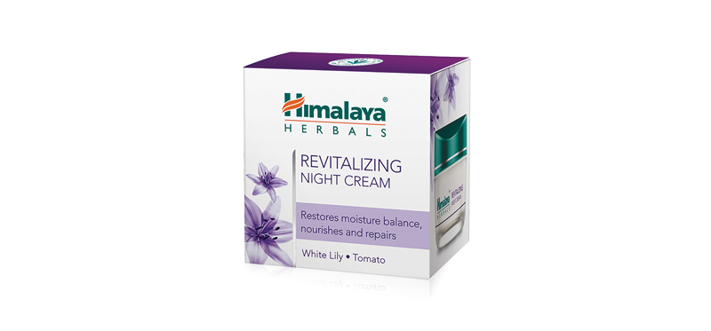 Himalaya Herbals Revitalizing Night Cream 50ml