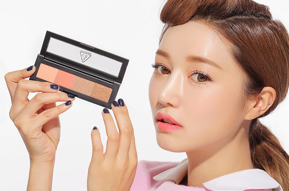 3CE Eyeshadow Palette #Bitter Sweet_2