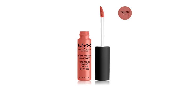 NYX Professional Makeup Soft Matte Lip Cream #SMLC63 Kyoto