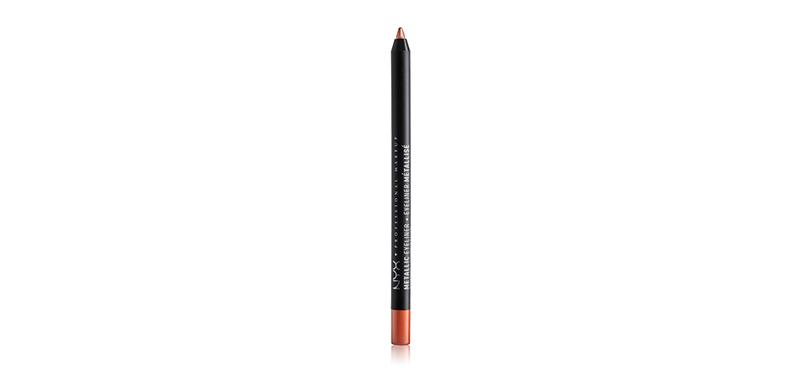 NYX Professional Makeup Metallic Eyeliner #MEL01 Copper