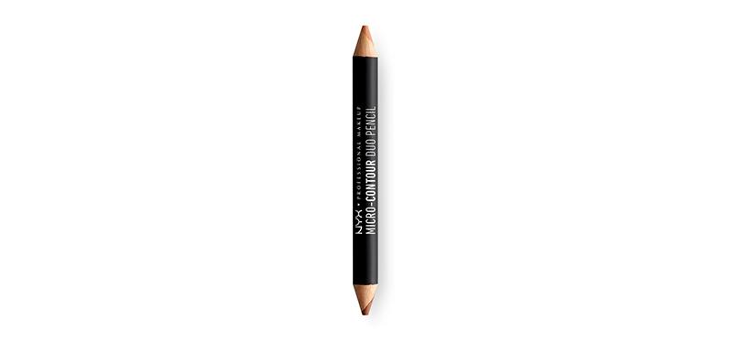 NYX Professional Makeup Micro-Contour Duo Pencil #MCDP04 Deep
