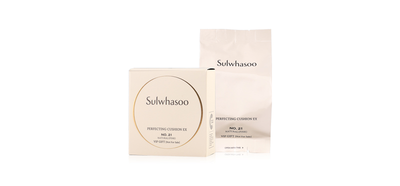 Sulwhasoo Perfecting Cushion EX SPF50+/PA+++ 5g #21 Natural (Pink)
