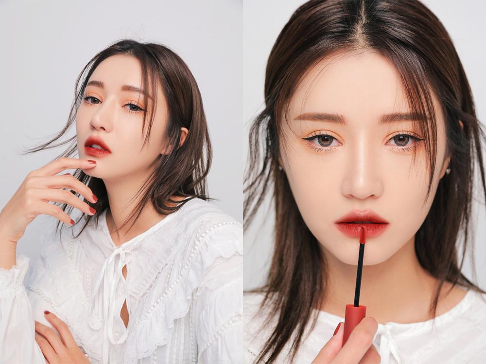 3CE Velvet Lip Tint #Taupe_3