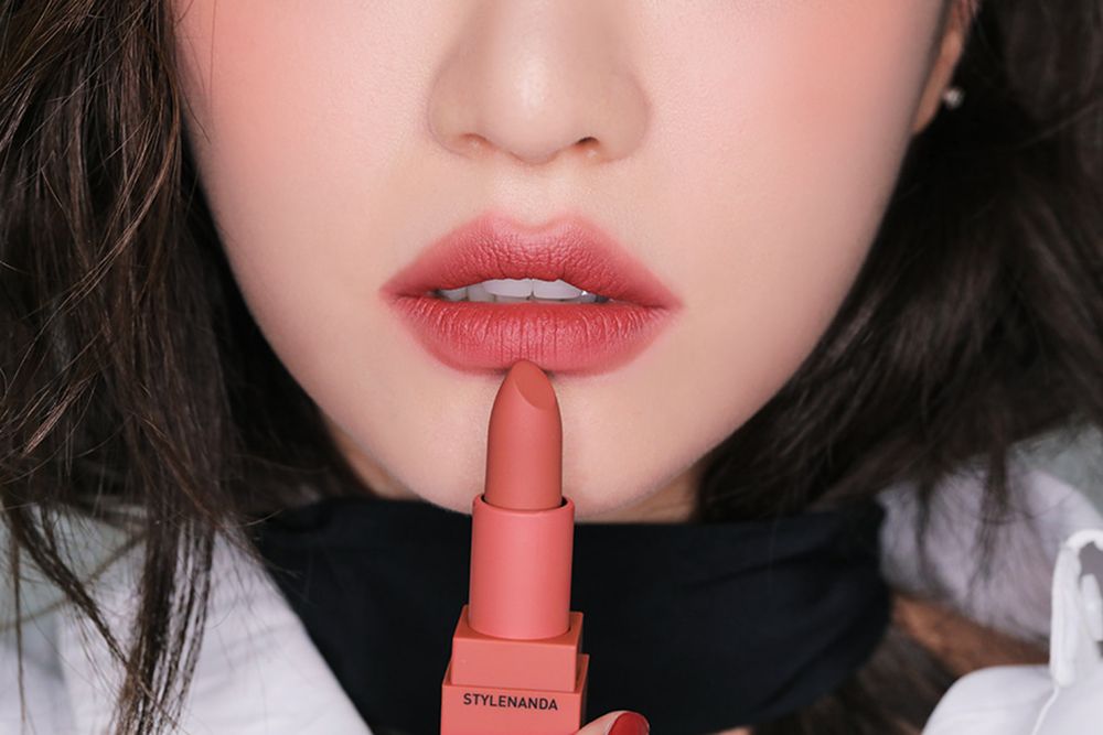 3CE Lip Color #221 Mellow Flower_4
