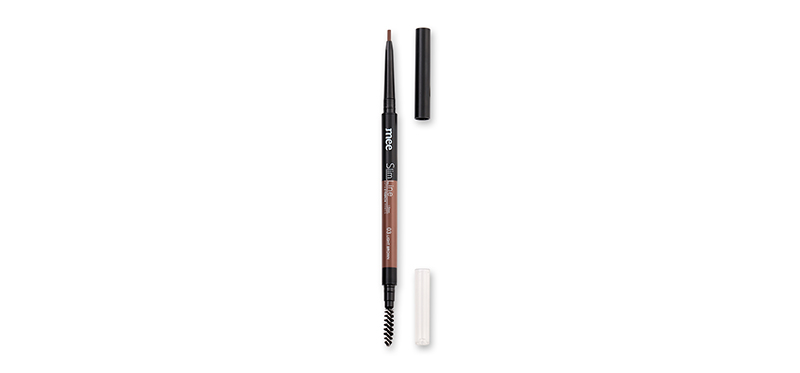 Mee Slim Line Auto Eyebrow Pencil 1.5mm. #03 Light Brown