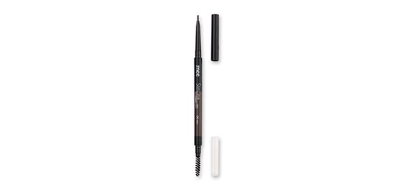 Mee Slim Line Auto Eyebrow Pencil 1.5mm. #04 Grey