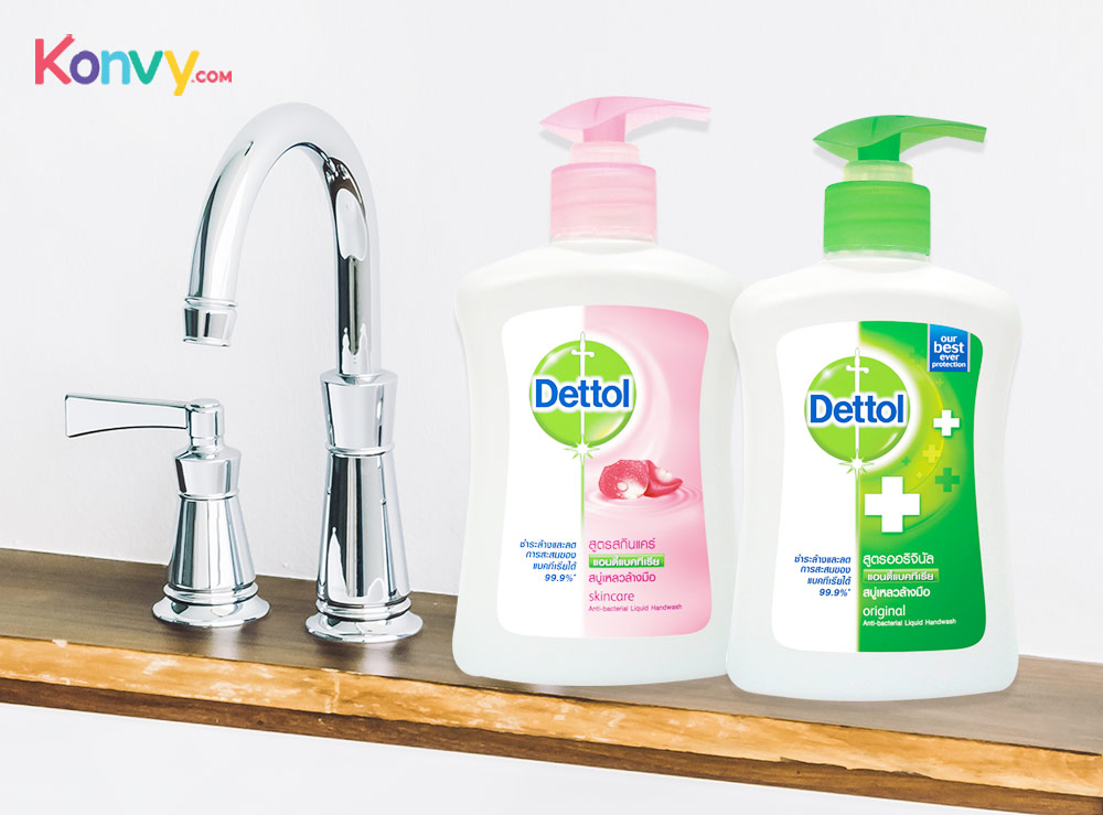 Dettol Liquid Hand Wash Original