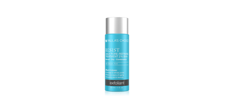Paula's Choice Deluxe Resist Daily Pore-Refining Treatment 2% BHA Normal-Oily-Combination 30ml
