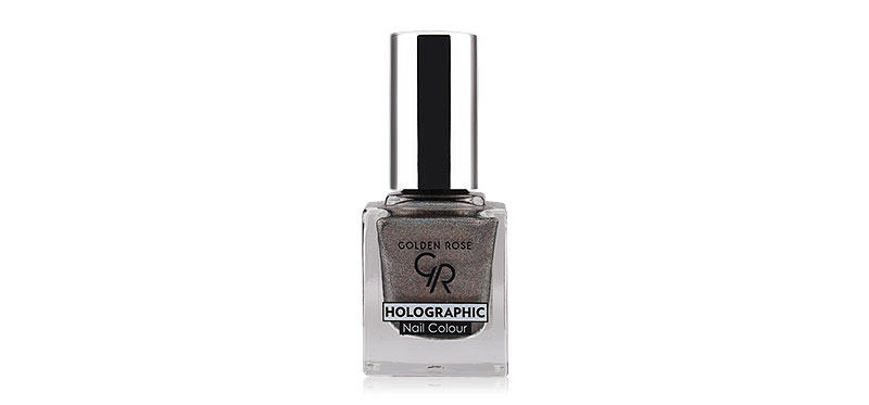 Golden Rose Holographic Nail Colour 10.5ml #07