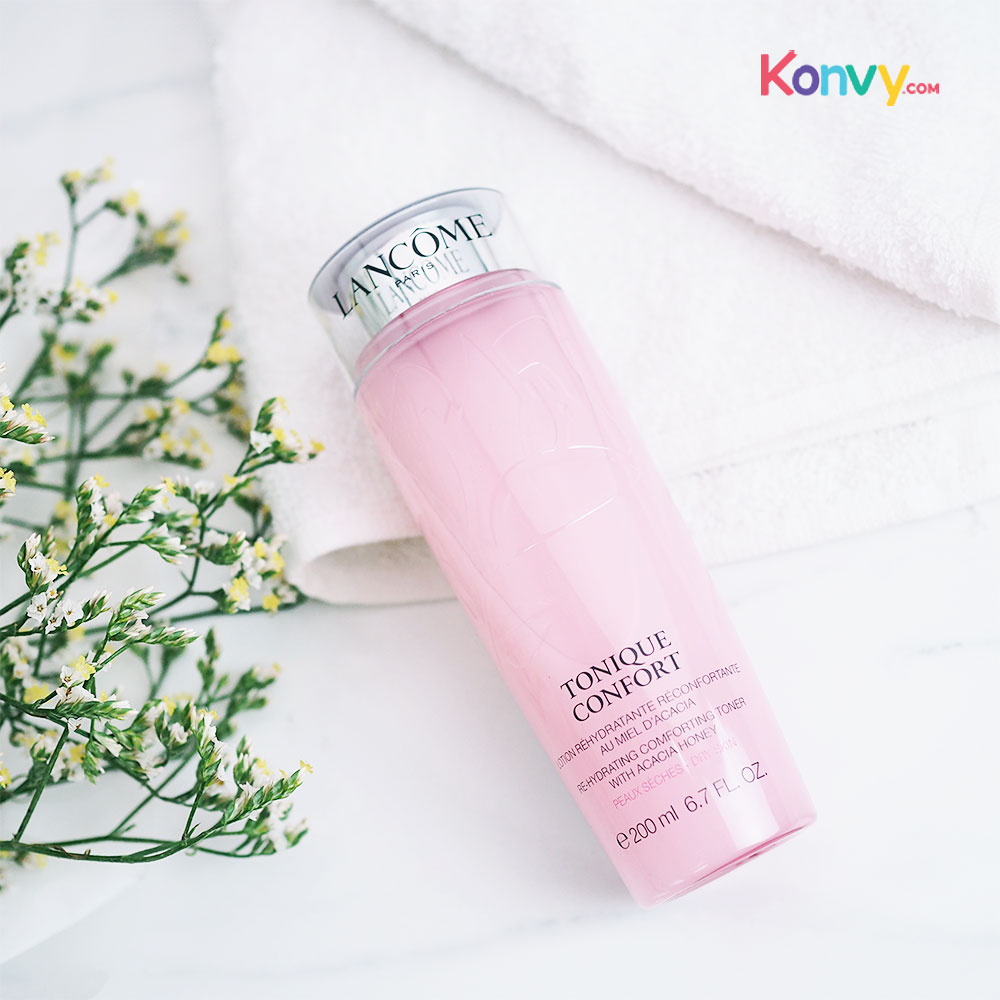 Lancome Re-Hydrating Comforting Toner With Acacia Honey 200ml_1