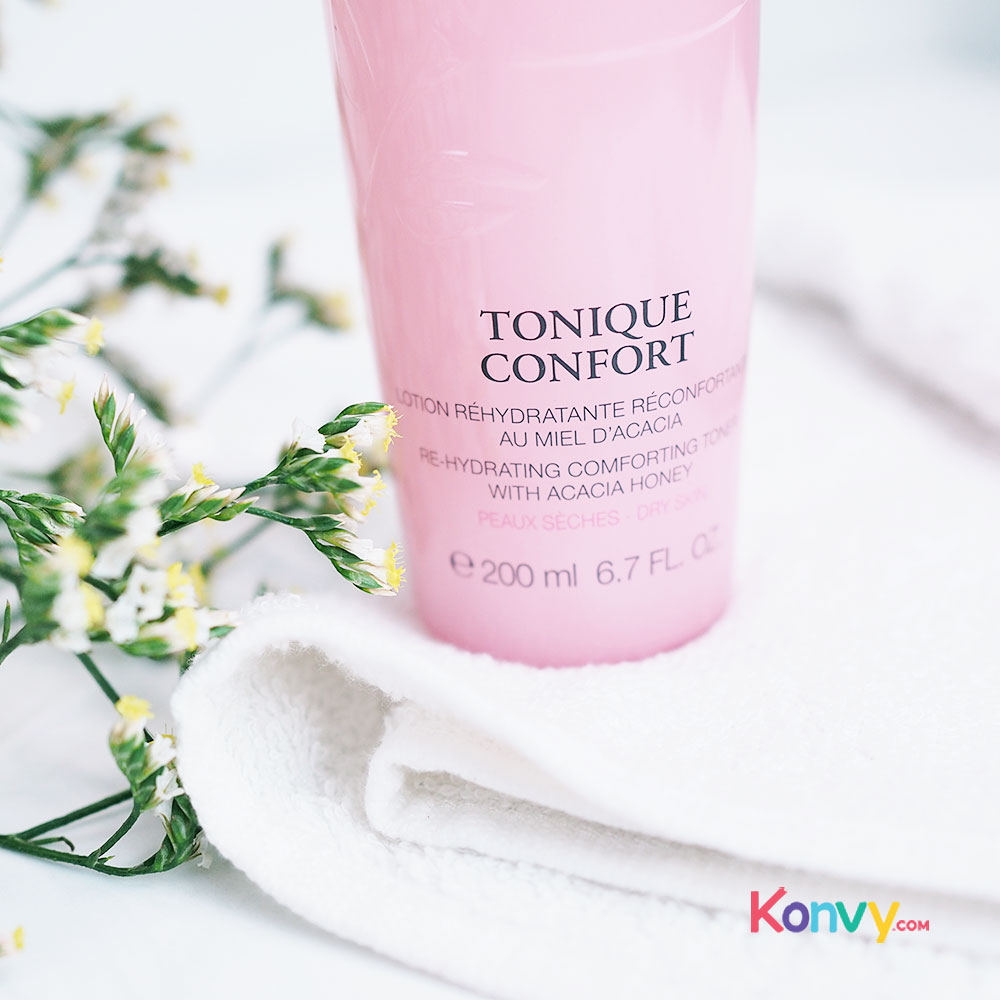 Lancome Re-Hydrating Comforting Toner With Acacia Honey 200ml_2