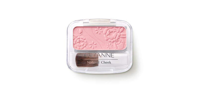 Cezanne Natural Cheek N 4g #13 Rose Pink