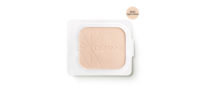 Cezanne UV Foundation EX Premium SPF31/PA+++ 10g #EX2 Light Ocher (Refill)