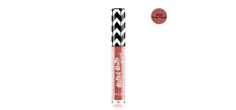 Malissa Kiss Melted Matte Lip Color 2.8ml #10 Rosy Taupe