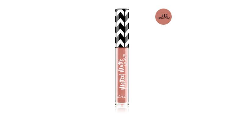 Malissa Kiss Melted Matte Lip Color 2.8ml #12 Bare Kiss