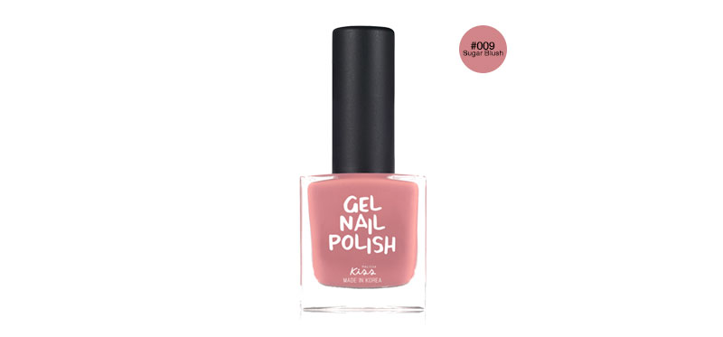 Malissa Kiss Gel Nail Polish NGP 10ml #009 Sugar Blush