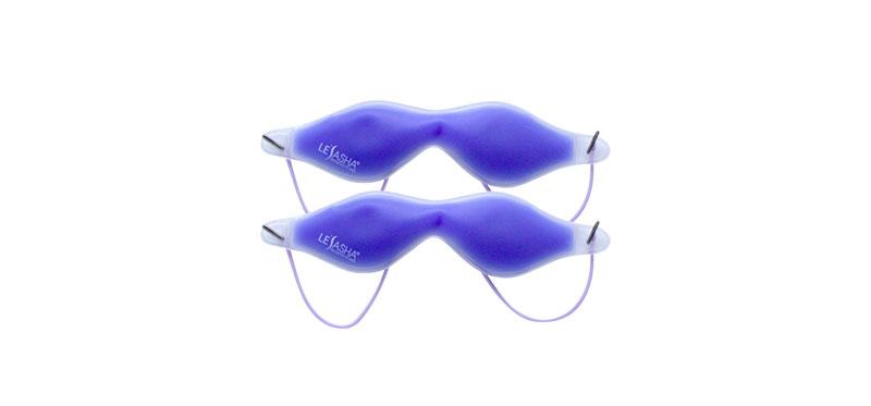 แพ็คคู่ Le'sasha Mini Eye Mask Aroma Lavender