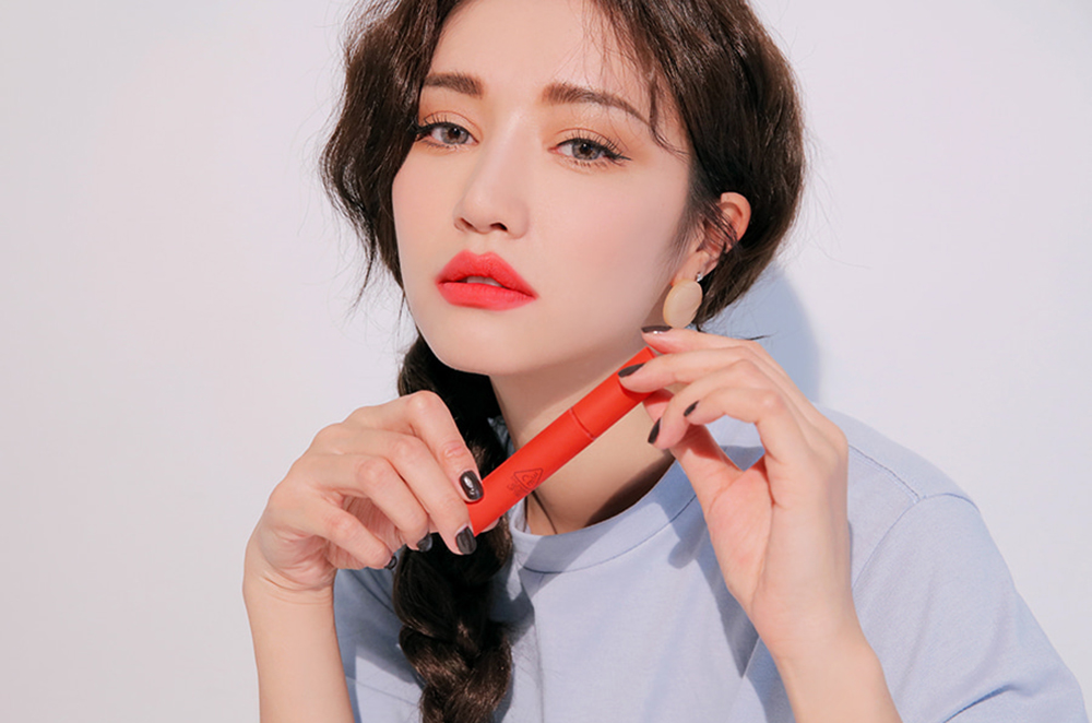 3CE Velvet Lip Tint #Save Me_4