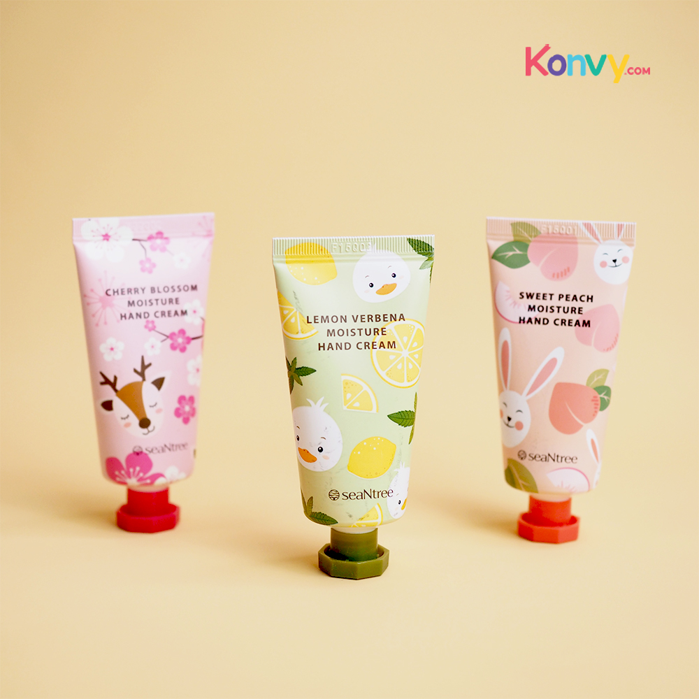 SeaNtree Cherry Blossom Moisture Hand Cream 30ml_1