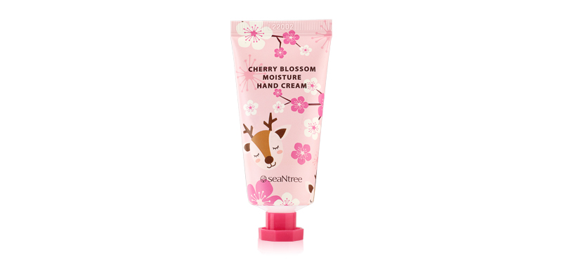 SeaNtree Cherry Blossom Moisture Hand Cream 30ml