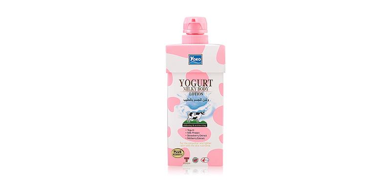 Yoko Yogurt Milky Body Lotion 400ml